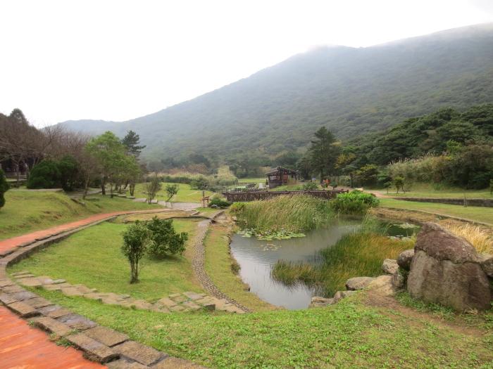 大屯自然公園の風景 (2) Datun Natural Park Yangmingshan National Park, Taiwan 2012/11/21 Photo by Kohyuh