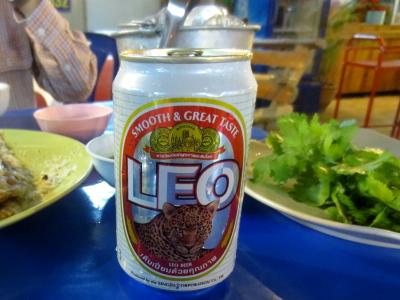 タイ国産ビール 「LEO」