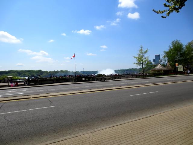 街歩き ・・・ ナイアガラの滝3