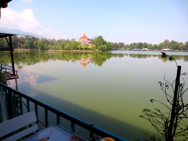 ラーマ9世公園 (8景-3) チェンマイ タイ King Rama IX Lanna Garden, Chiang Mai,Thailand 2014/01/15 Photo by Kohyuh