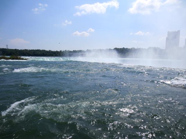 ナイアガラの滝 (15景-11) ・・・ アメリカ側 ニューヨーク州 アメリカ Niagara Falls, NY, USA 2013/05/22 Photo by Kohyuh