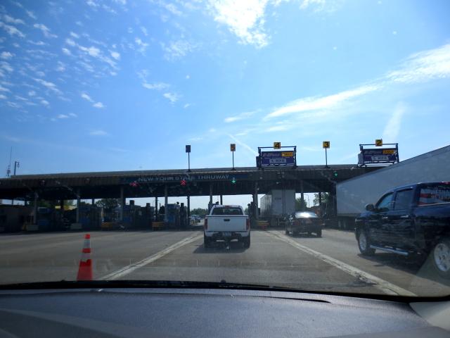 ナイアガラからバースに向かって (5景-2) Drive from Niagara to Bath in USA, 2013/05/22