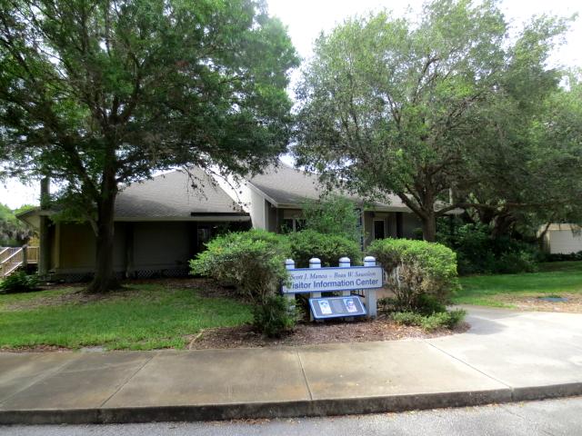 ビジターセンター Visitor information Center