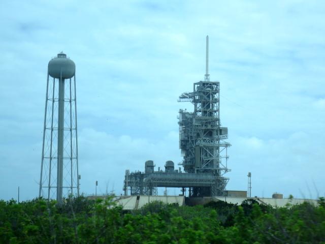 スペースシャトルの発射台 Space Shutte Launch Complex