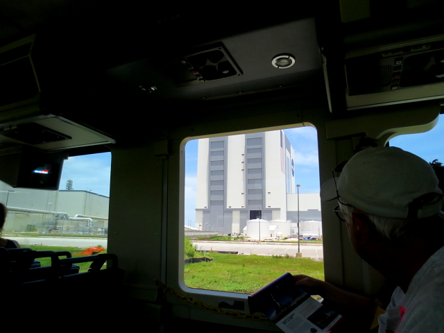 組み立て棟 (VAB) Vehicle Assembly Building