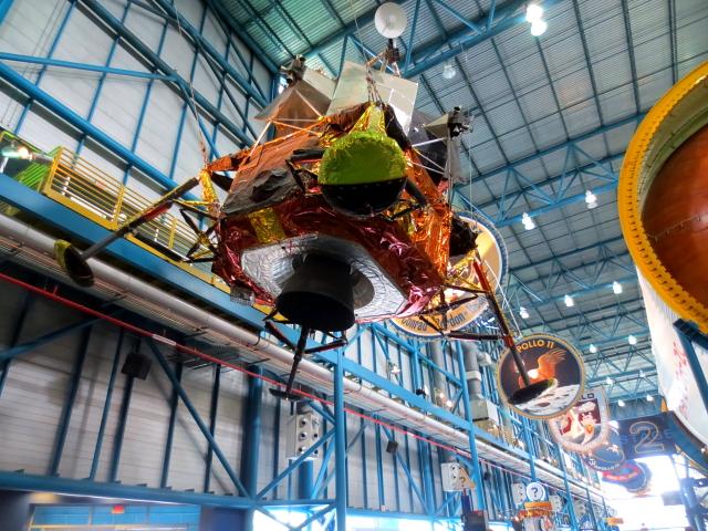 月着陸船 Lunar Module