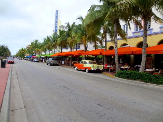マイアミビーチに向かって (13景-2)
